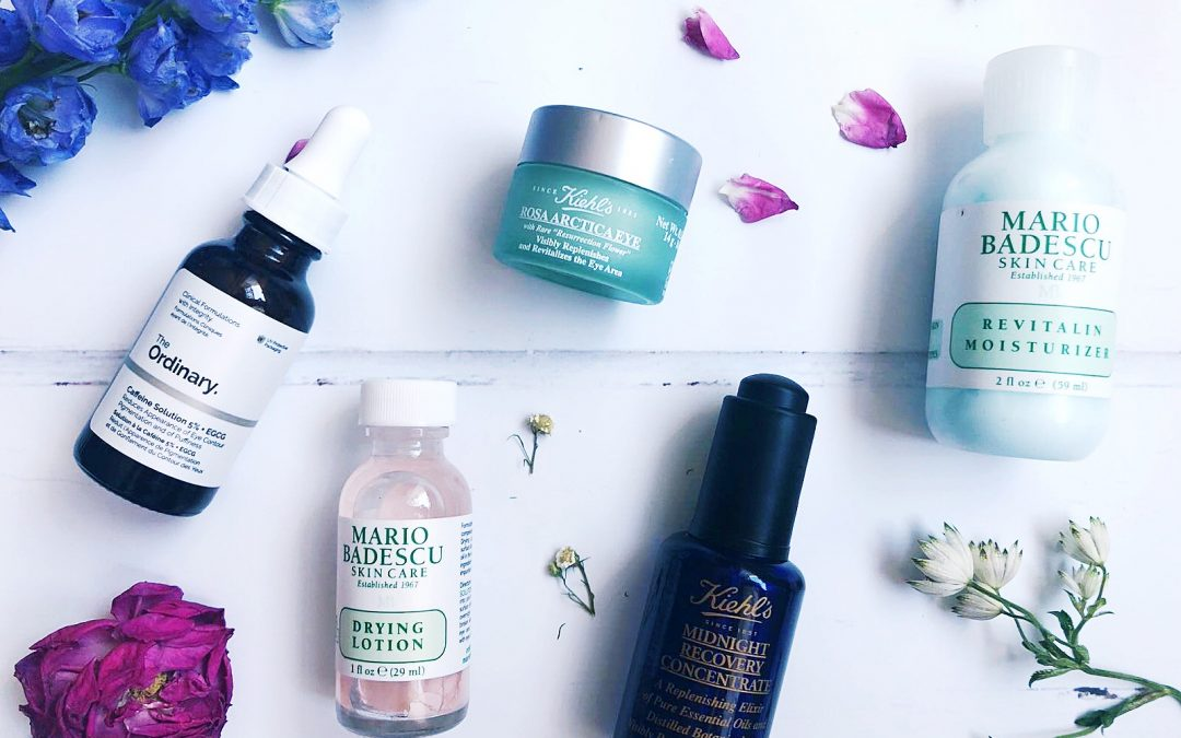 My Top 5 Skin Care Products